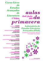 Aulas da Primavera | I Edição (2010)