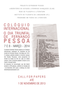 O Dia Triunfal de Fernando Pessoa
